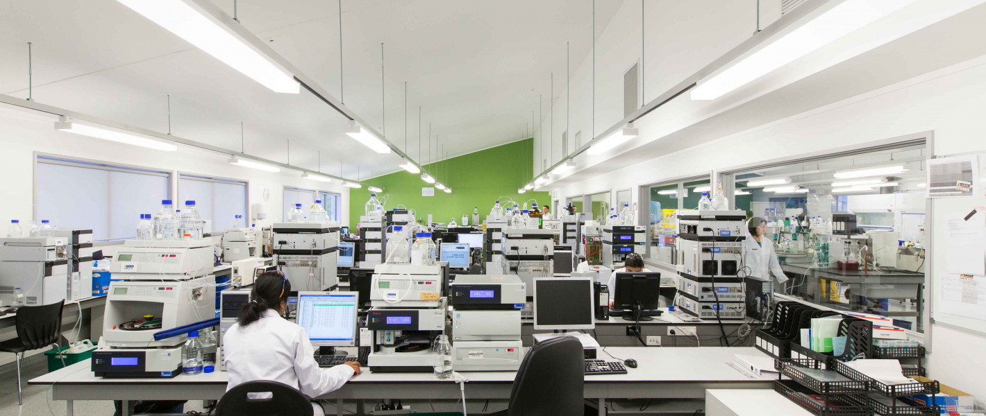 State of the art technology at AsureQualitys Auckland Laboratory2